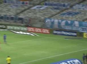 SÉRIE B: Gols de Cruzeiro 3 x 4 CRB