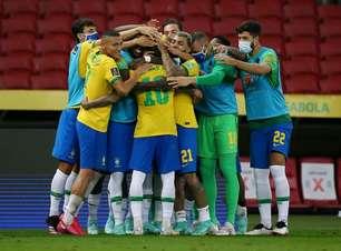 Brasil: 509 jogos contra sul-americanos e 509 mil mortos ...