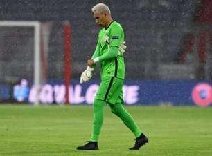 Paris Saint-Germain já pensa em substituto para Keylor Navas