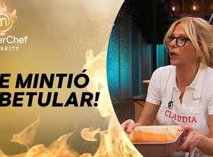 Participante do MasterChef argentino serve comida que caiu no chão e mente