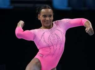 Com 'Baile de Favela', ginasta consegue vaga nas Olimpíadas