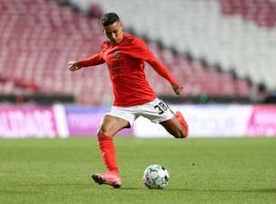 Benfica confirma venda de Pedrinho, ex-Corinthians, ao Shakhtar Donetsk