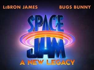 Divulgado mais um trailer do novo Space Jam