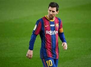 Clube de Beckham tem interesse em contratar Messi para o futuro