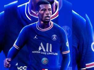 Paris Saint-Germain anuncia a contratação de Wijnaldum