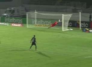 COPA DO BRASIL: Gols de RB Bragantino 2 x 1 Fluminense
