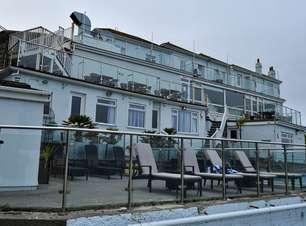 Surto de covid-19 fecha hotel que hospeda a cúpula do G7