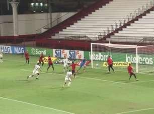 COPA DO BRASIL: Lances de Atlético-GO 0 x 0 Corinthians