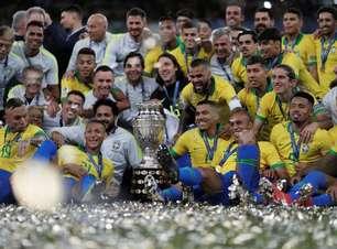 Brasil dá largada na Copa América mais errática da história