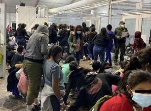 Mais de 100 crianças e adolescentes brasileiros cruzaram sozinhos a fronteira entre México e EUA em 2021