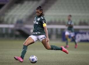 Torcida do Palmeiras levanta hashtag #FicaZaneratto e pede permanência da atacante