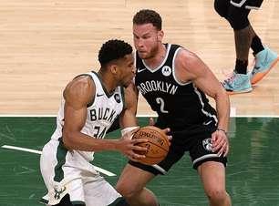 Irving se lesiona, Bucks vence Nets e empata série