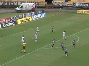 SÉRIE B: Gols de Botafogo 3 x 0 Remo