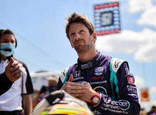 """Grosjean e Magnussen fazem piada com a Pirelli: """"Nossos pneus não degradam"""""""