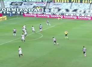 SÉRIE A: Gol de Atlético-MG 1 x 0 São Paulo