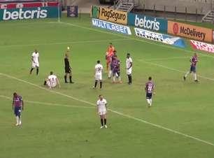 SÉRIE A: Gol de Fortaleza 1 x 0 Sport