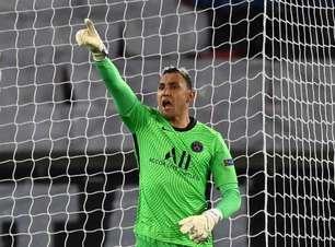 Keylor Navas faz desabafo na internet, e Roma monitora situação do goleiro do PSG