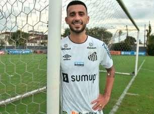 Santos anuncia contratação de Camacho, ex-Corinthians