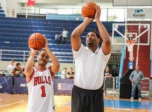 Robert Horry tem presença confirmada na NBA House Digital 2021