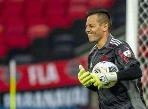 Ventilado na Juventus, Diego Alves tem 'facilitador' no contrato caso queira deixar o Flamengo