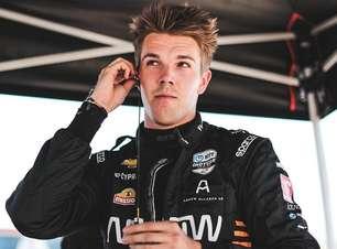 Oliver Askew substituirá Rinus VeeKay no GP de Road America da Indy