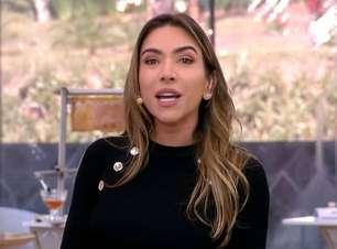 Após polêmicas, Patrícia Abravanel já planeja sua saída do Vem Pra Cá