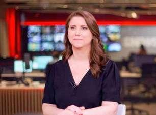 Apresentadora da GloboNews deixa emissora após 20 anos