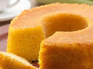 Receita fácil de bolo de milho cremoso no liquidificador