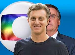 Na TV, Huck renega Bolsonaro e diz que não será candidato