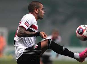 São Paulo deve liberar Daniel Alves para a disputa das Olimpíadas