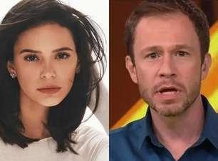 Bruna Marquezine toma atitude envolvendo Tiago Leifert e apresentador se pronuncia