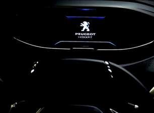 Peugeot mostra teaser do interior do novo 3008