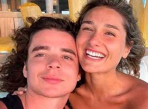 Marido de Sasha, João Figueiredo muda visual e surge irreconhecível