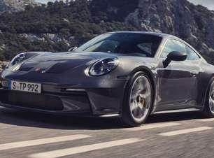 Porsche revela novo 911 GT3 Touring com visual discreto
