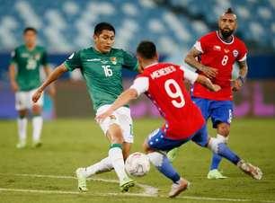 Copa América: Chile vence Bolívia com gol de Ben Brereton