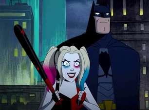Harley Quinn   Kaley Cuoco reage a polêmica com Batman e Mulher-Gato