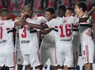 Com duelo contra o Santos pela frente, São Paulo tem retrospecto positivo em clássicos a seu favor