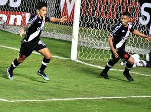 Vasco vence o CRB em São Januário e alivia a pressão