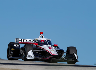 Newgarden domina segundo treino livre do GP de Elkhart Lake. O'Ward é 7º