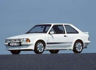 Conheça o Ford Escort turbo de fábrica que não tivemos no Brasil