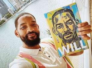 Will Smith revela capa de sua autobiografia