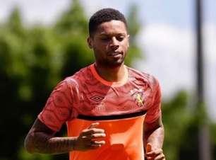 André lamenta mais um revés do Sport no Brasileirão