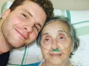 Thiago Fragoso lamenta morte da avó: 'Difícil lidar com esse sentimento'