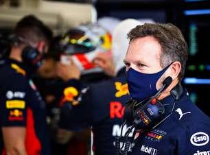 Horner rebate comentário de Wolff sobre potência do motor Honda de F1