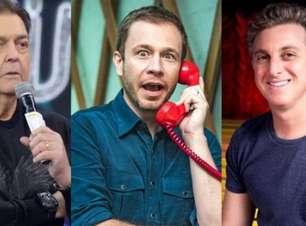 Além de Faustão, Leifert e Huck: relembre polêmicas entre apresentadores da Globo