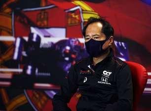 """Tanabe sobre Perez: """"Sua presença é muito importante para o título da F1"""""""