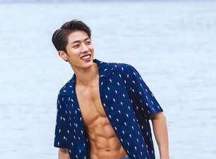 Idol de K-Pop brinca: quer lavar roupa no tanquinho do colega