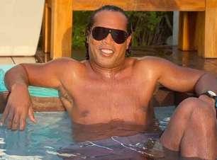 Após ostentar em Dubai, Ronaldinho Gaúcho pode ter bens penhorados e ser preso
