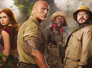 Dwayne Johnson revela qual a ligação entre Jumanji e Jurassic Park