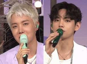 BTS: V e J-Hope chamam atenção com novos visuais